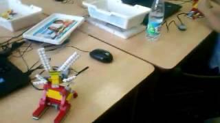 Уроки робототехнике