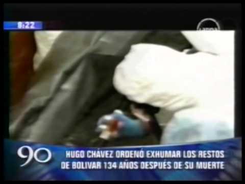 La maldición de Simon Bolivar - 90 segundos