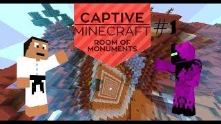 [Minecraft 1.8] Captive Minecraft 2 #1: Gefangen O.o