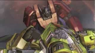 Transformers Fall of Cybertron The Touch