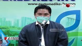 Gambar cover Kementerian BUMN Terus Dukung Tanggulangi Covid-19 | tvOne