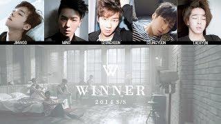 WINNER - Empty(공허해) MV + Lyrics Color Coded HanRomEng