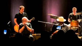 Ben Harper & Charlie Musselwhite - When the Levee Breaks (Cover) Toronto 3/1/13 MOD Club Theatre