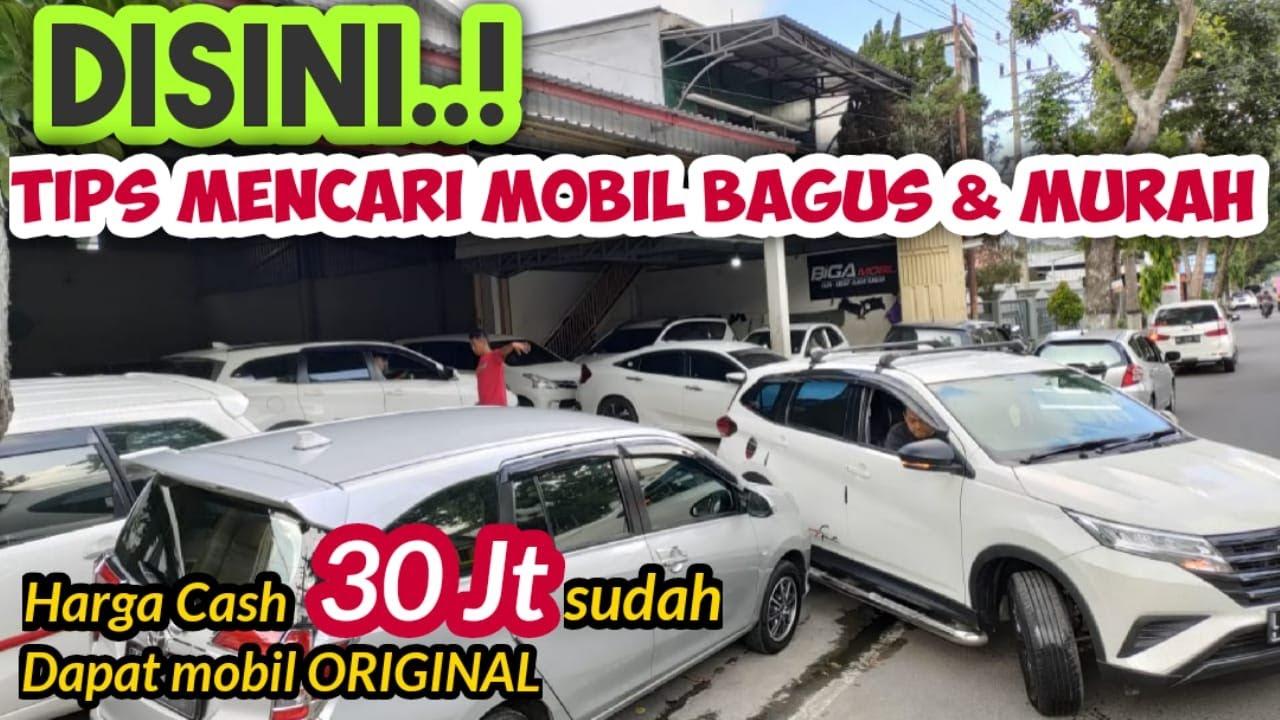 Harga Mobkas Jawa Timur dengan kondisi Bagus_jual beli mobil bekas Jawa timur