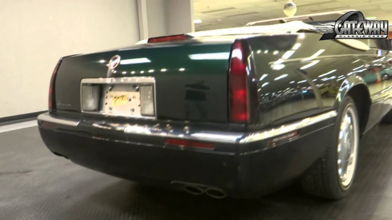 1995 Cadillac Eldorado Convertible For At Gateway Clic Cars In Our St Louis Mo Showroom