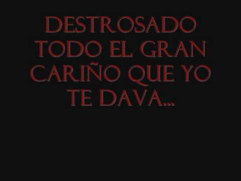 Y tu - Julion Alvarez - con letra - the krizz