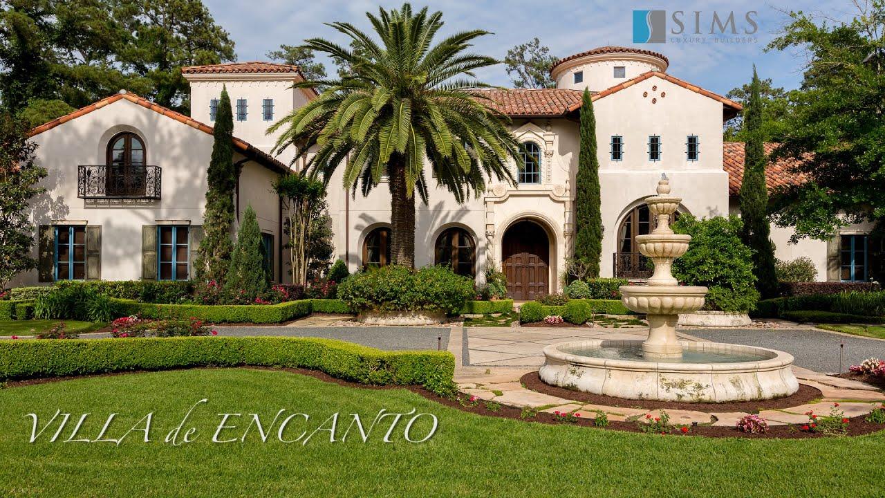 Architecture Spotlight #64 | Villa de Encanto by Sims Luxury ...