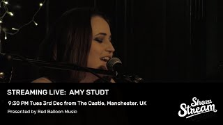 Amy Studt (Full Show) Live from The Castle, Manchester Dec 2019 YouTube Videos