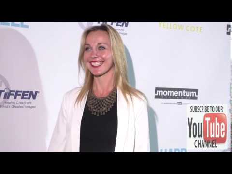 Amy Rutberg at the Hard Sell Premiere at Arena Cinema in Hollywood