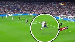 الحالات التحكيمية لمباراة ريال مدريد 2 0 برشلونة إياب كاس السوبر مع خبير ابوظبي الرياضية