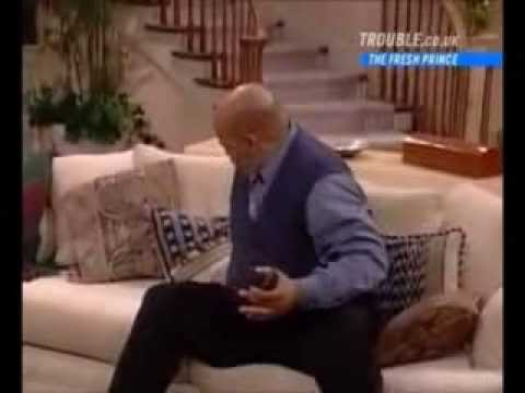 Fresh Prince of Bel-Air: The Death of Harry The Rabbit