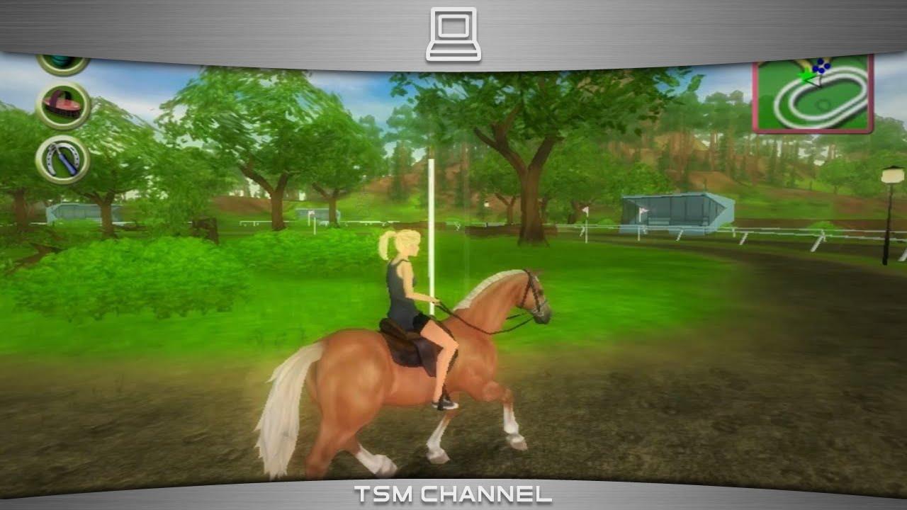 Barbie Horse Adventures Riding Camp Part 3 Horse Game