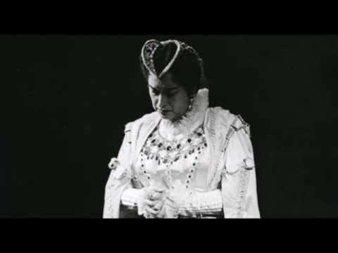 Leyla Gencer - Morro, Ma Prima In Grazia (Un Ballo In Maschera) 1961 - Verdi