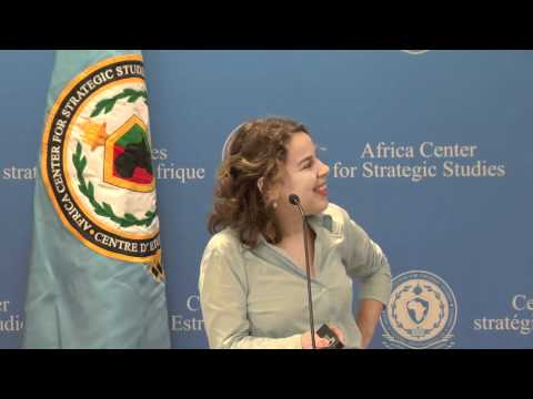 Conflict in Africa - Prof. Adrienne LeBas
