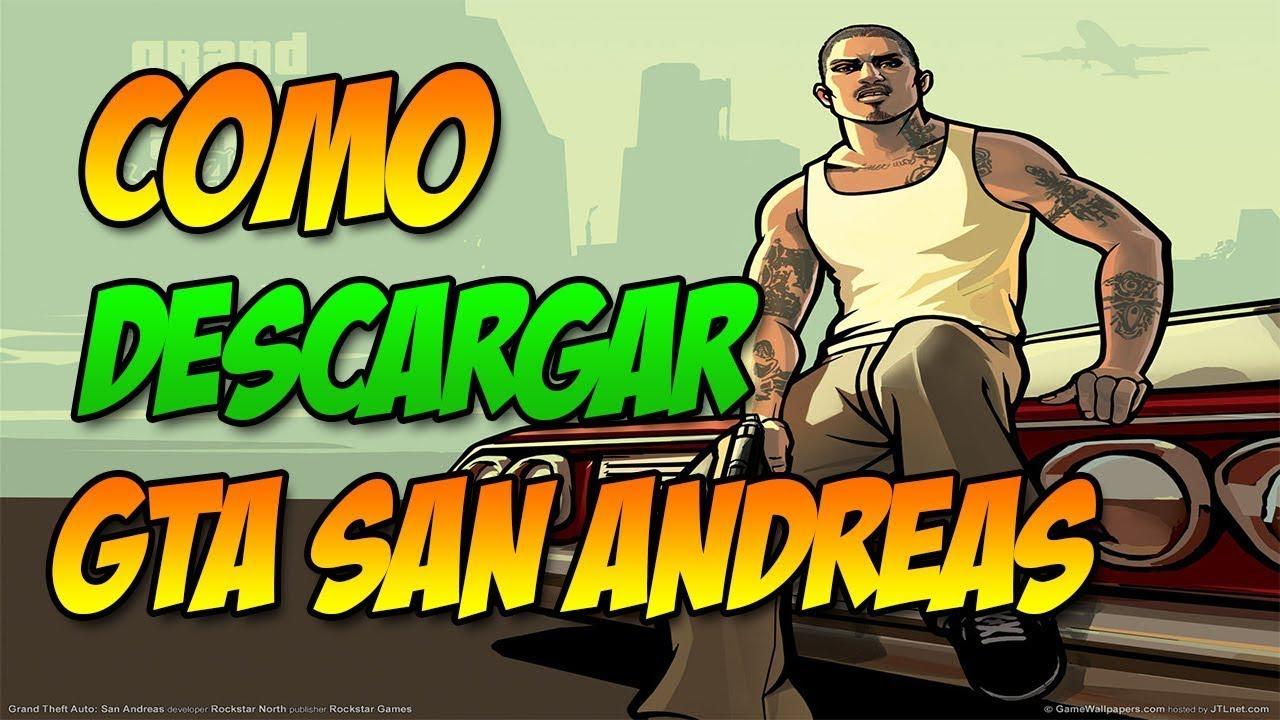 DESCARGAR GTA San Andreas para ANDROID (SIN ROOT) 2016