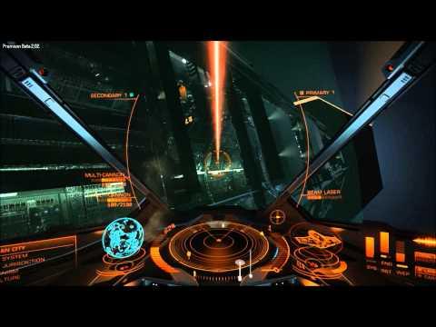 Elite: Dangerous - Premium Beta 2.02 - In the walls of Azeban City |