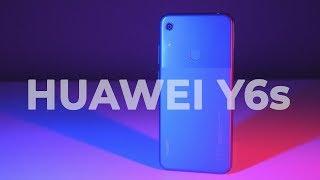 Обзор Huawei Y6s