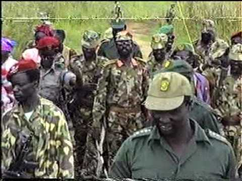Salva Kiir guerrilla days in frontline- Rumbek part.1