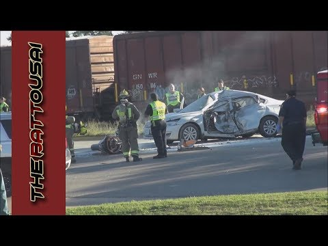 """Fatal Accident + You can't film"" Austin, Tx McNeil and Mopac 1/4/2016"