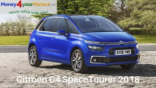 Citroen C4 SpaceTourer 2018 road test and review
