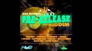Pre-Release Instrumental (September 2012) H2O Records - Sizzla,popcaan,khago,i octane &Others