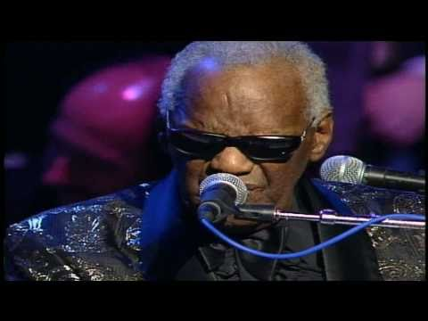 Ray Charles - If You Go Away (LIVE) HD