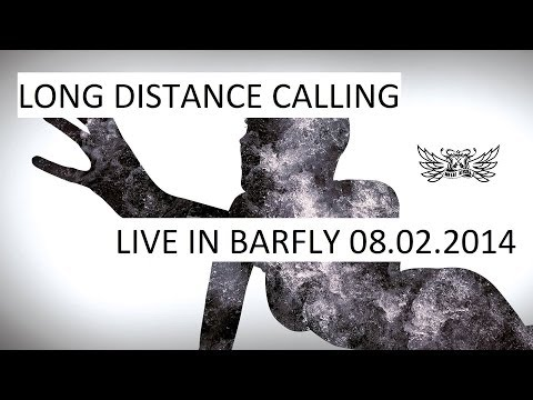 Long Distance Calling - Live in Barfly, London 08.02.2014