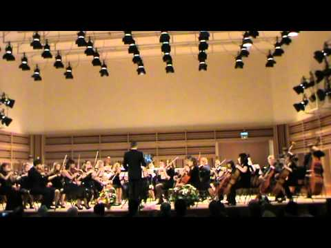 """В.А. Моцарт Симфония №41 """"Юпитер"""", 1 ч..MPG"""