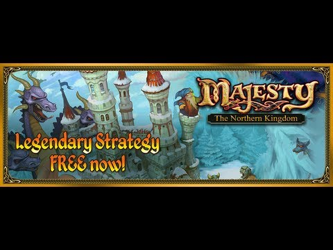 Majesty: Northern Kingdom. FREE.
