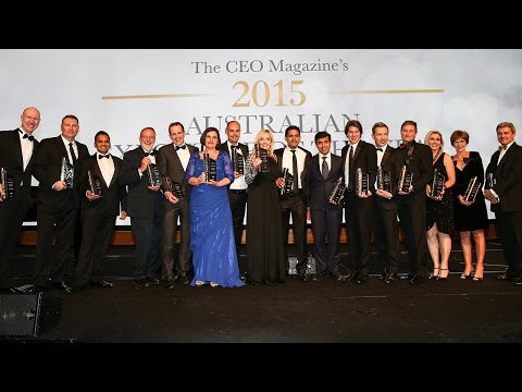 2015 Executive of the Year Awards - Highlights