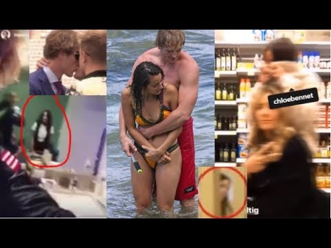 Every Time Logan Paul and Chloe Bennet Were Caught Together