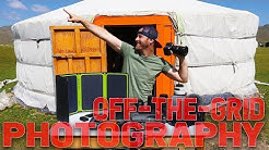 Camera Gear For Off-the-Grid Photography