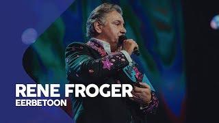 Eerbetoon Rene Froger | Muziekfeest van het Jaar 2017