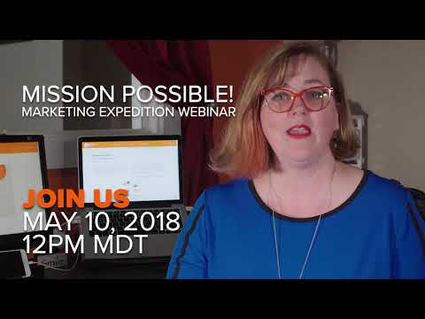 Mission Possible! A Marketing Plan that Won't Fail | Marketing Expediting Webinar