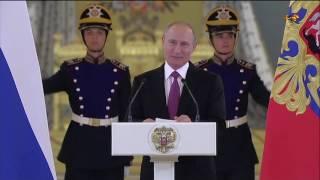 Ryssland ser framåt mot nästa president