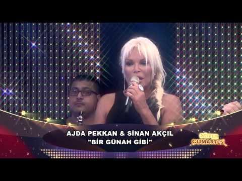 Ajda Pekkan & Sinan Akçıl - Bir Günah Gibi (Calı Performans)