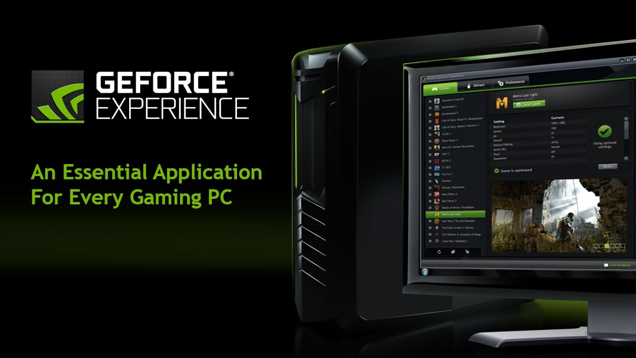 How To Record Desktop With Nvidia GeForce Experience - YouTube