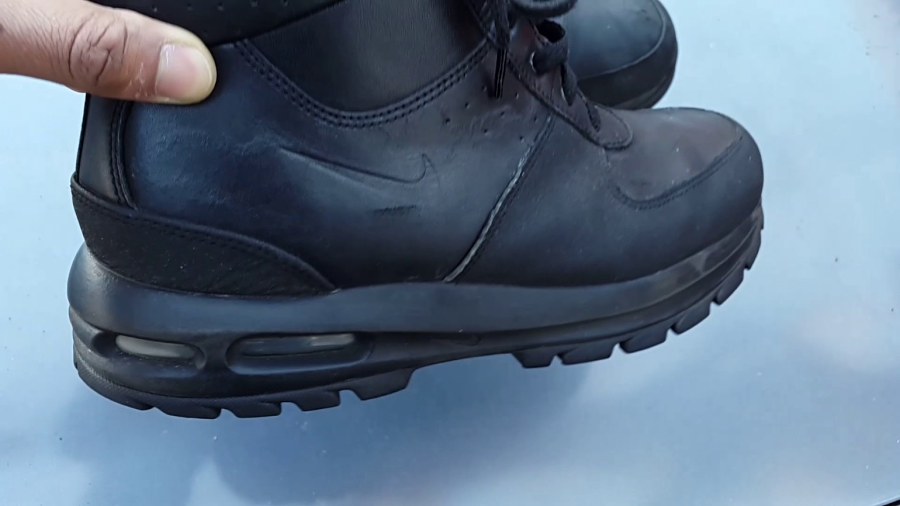 Nike Goaterra ACG Boots Longterm Review - YouTube 6466b48b7