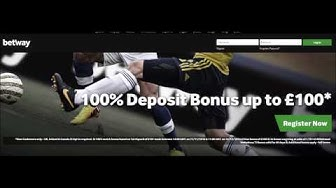 BetWay £100 Free Bet - How to Guide & Profit Analysis
