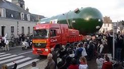 Convoi Exceptionnel Butagaz (Aubigny-sur-Nère - 04/11/2015)