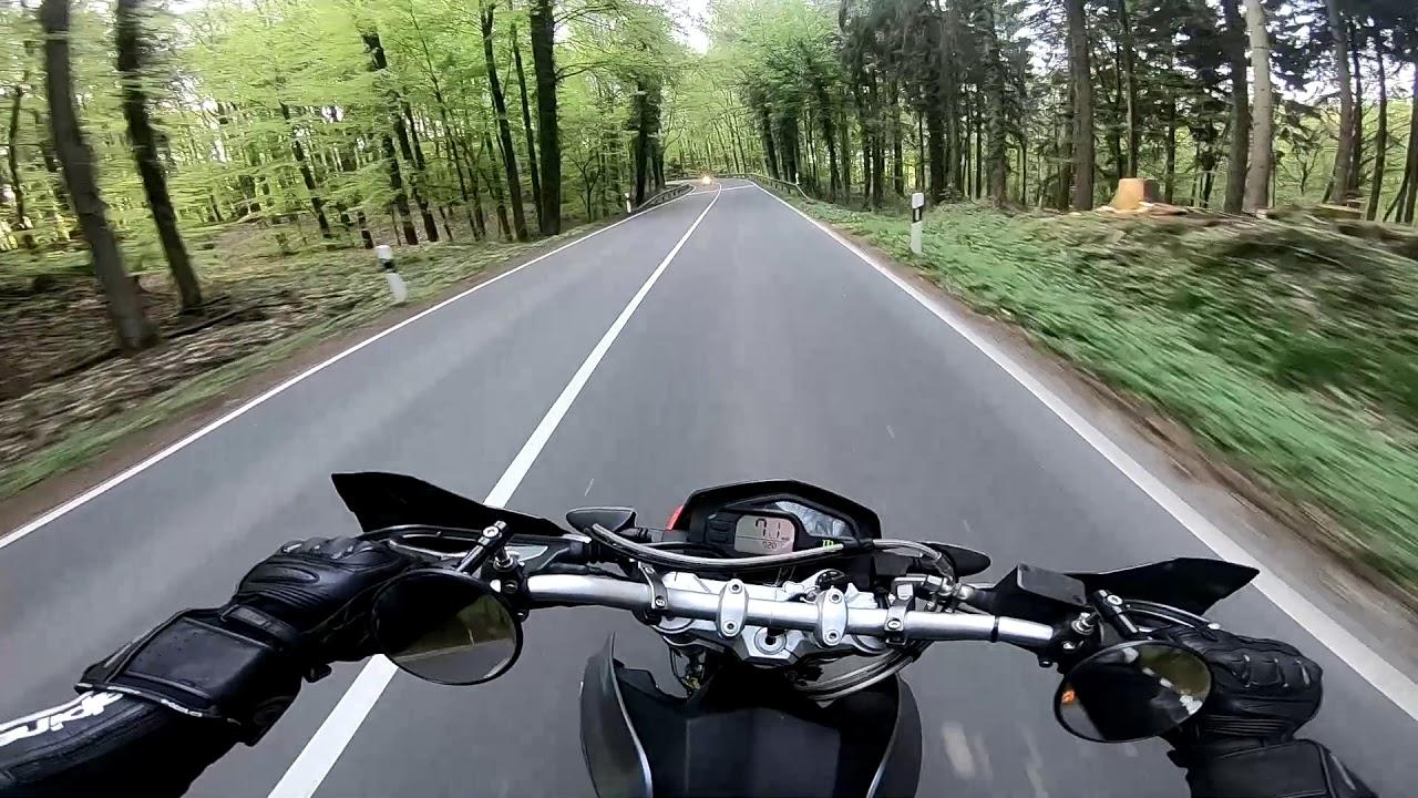 Supermoto Von Bmw Bmw G 650 X Moto Probefahrt Motovlog