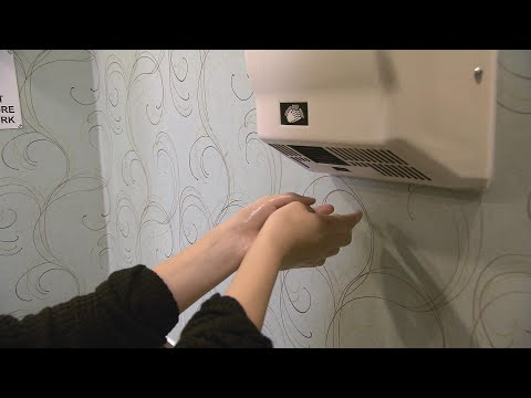 What 13-Year-Old Discovered About Hand Dryers