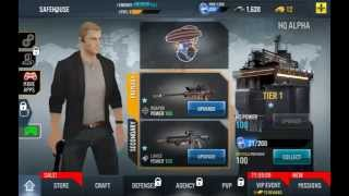 Android Game - Mission Impossible: Rogue Nation - part 1 - Introduction and Tutorial