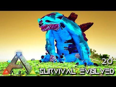 ARK: SURVIVAL EVOLVED - FABLED GACHA & TEK REPLICATOR !!! | PRIMAL FEAR ISO CRYSTAL ISLES E20