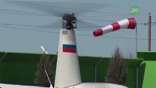 Был совершен воздушный крестный ход вокруг Воронежской области со старинной чтимой иконой