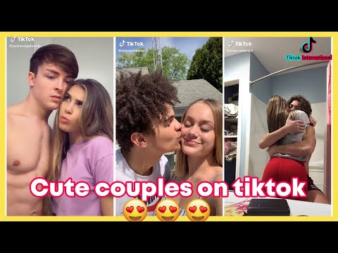 Cute Couples that will make you feel single! | TIKTOK COMPILATIONS