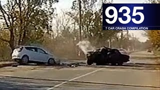 rally car crash |CAR CRASH COMPILATION - BEST OF DASHCAMS - Episode #935