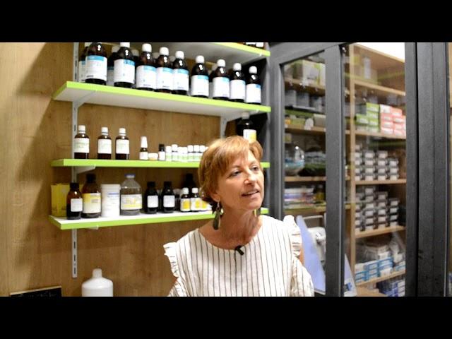 Myriam - Pharmacienne