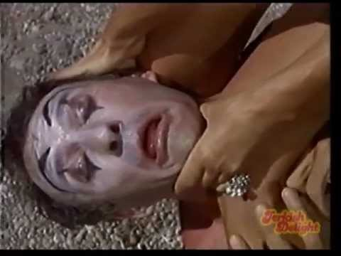 Modesy Blaise battles the evil Master of Mime