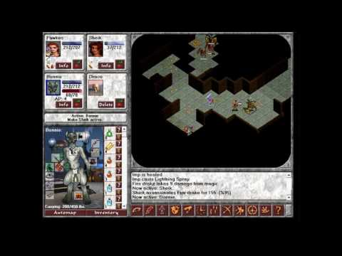 Let's Play Blades of Avernum Part 70: Losing Control